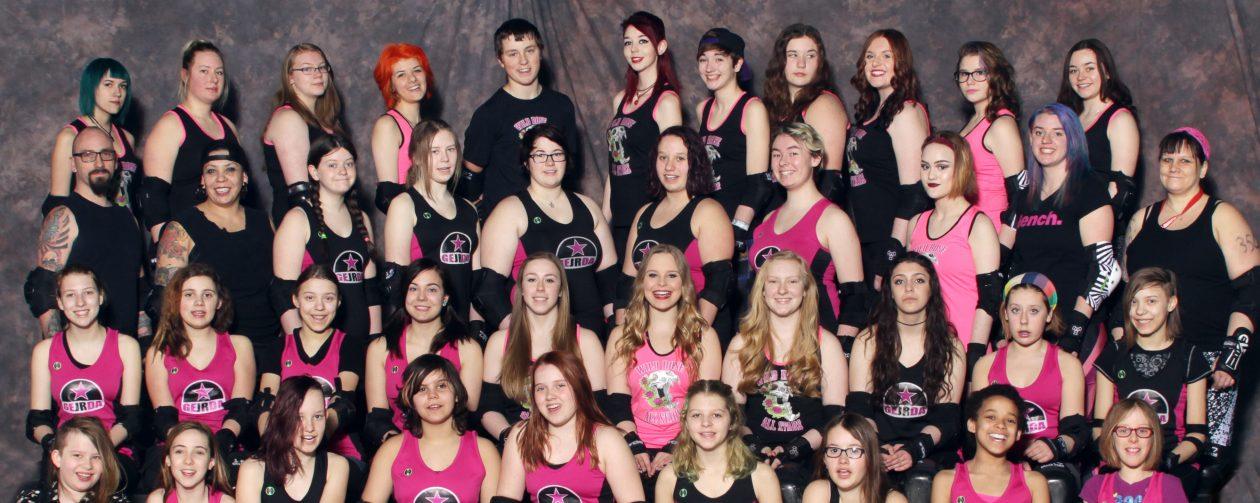 Greater Edmonton Junior Roller Derby