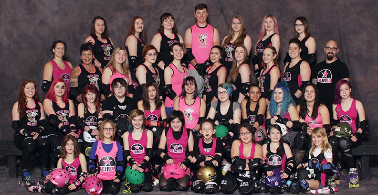 GEJRDA: Greater Edmonton Junior Roller Derby Association